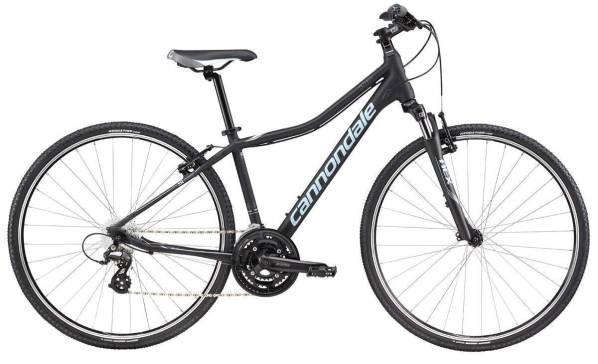 Cannondale ALTHEA 2 női cross kerékpár - fekete - M (2017)