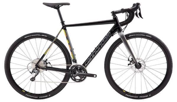Cannondale CAAD X TIAGRA cyclocross kerékpár - fekete - 56 cm (2019)