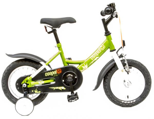 Csepel Drift 12 gyermek kerékpár - zöld