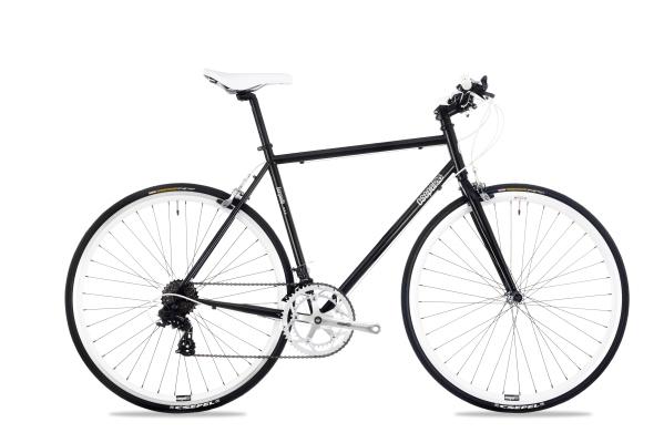 Csepel Torpedo 3* férfi fitness kerékpár - fekete - 57 cm