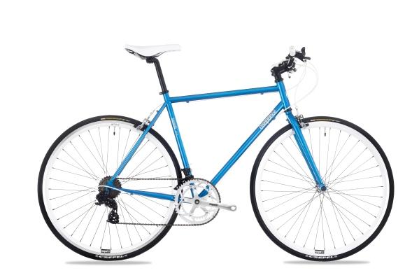 Csepel Torpedo 3* férfi fitness kerékpár - kék - 51 cm