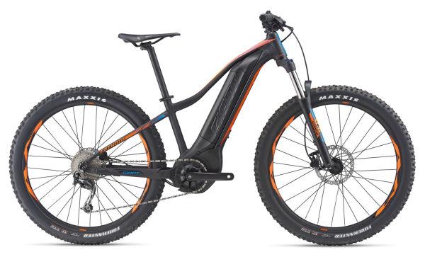 """Giant Fathom E+ 3 Power férfi 27.5"""" MTB pedelec kerékpár - fekete - XL (2019)"""