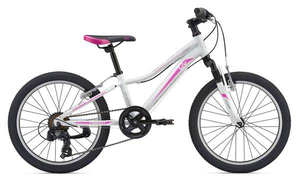 Giant LIV Enchant 20 gyermek kerékpár - fehér/pink (2019)