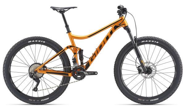 """Giant Stance 1 férfi 27.5"""" férfi trail kerékpár - S (2019)"""
