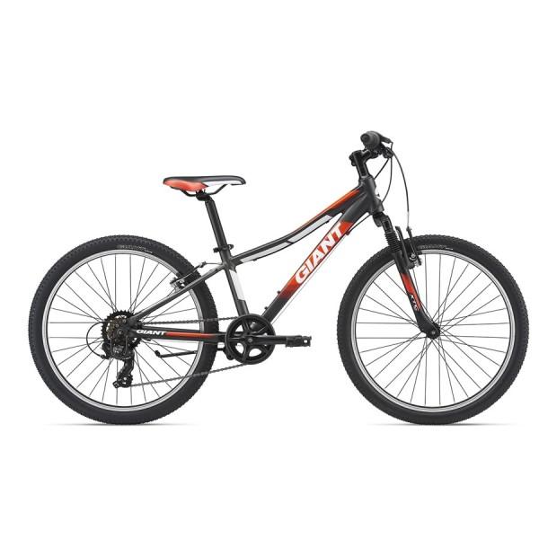 Giant XTC JR 2 24 gyermek kerékpár - szénszürke (2018)