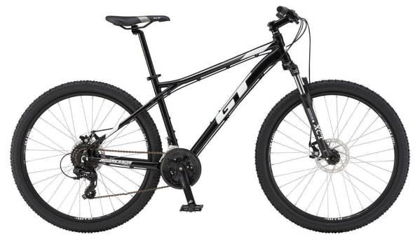 "GT Aggressor Comp férfi 27.5"" MTB kerékpár - fekete - S (2019)"