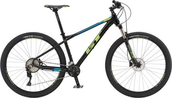"""GT Avalanche Elite férfi 27.5"""" MTB kerékpár - fekete - L (2019)"""