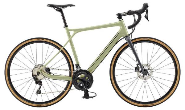 GT Grade Carbon Expert gravel kerékpár - zöld - 55 cm (2019)
