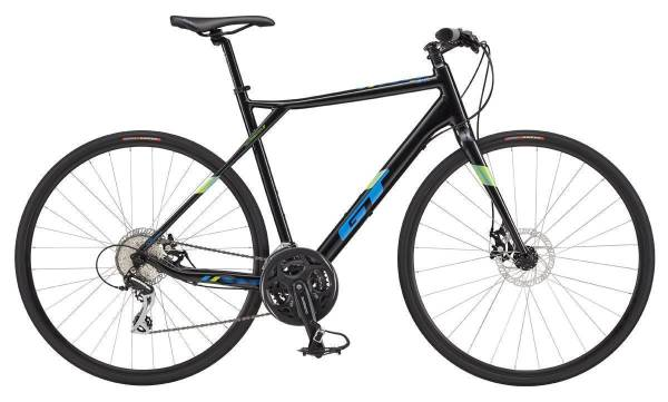 GT Grade FB Comp fitness kerékpár - fekete - 53 cm (2017)