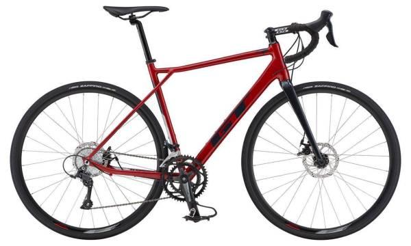 GT GTR Comp országúti kerékpár - piros - XL (2019)