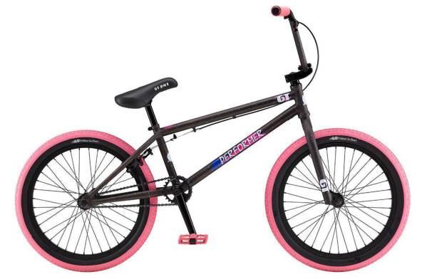 GT Performer BMX kerékpár - fekete (2019)