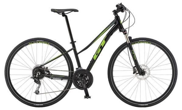 GT Transeo Expert női cross kerékpár - fekete - L (2019)