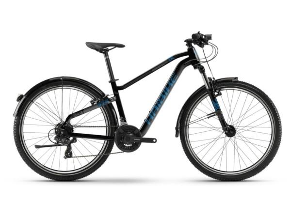 """Haibike SEET HardSeven 1.5 Street férfi 27.5"""" MTB kerékpár - fekete - M (2019)"""