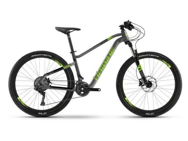 """Haibike SEET HardSeven 4.0 férfi 27.5"""" MTB kerékpár - szürke - M (2019)"""