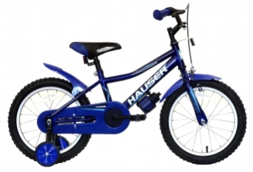 Hauser Puma 16 gyermek kerékpár - sötétkék