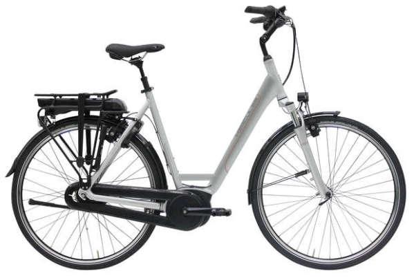 Hercules Montfoort F7 női pedelec kerékpár - ezüst - 45 cm (2018)