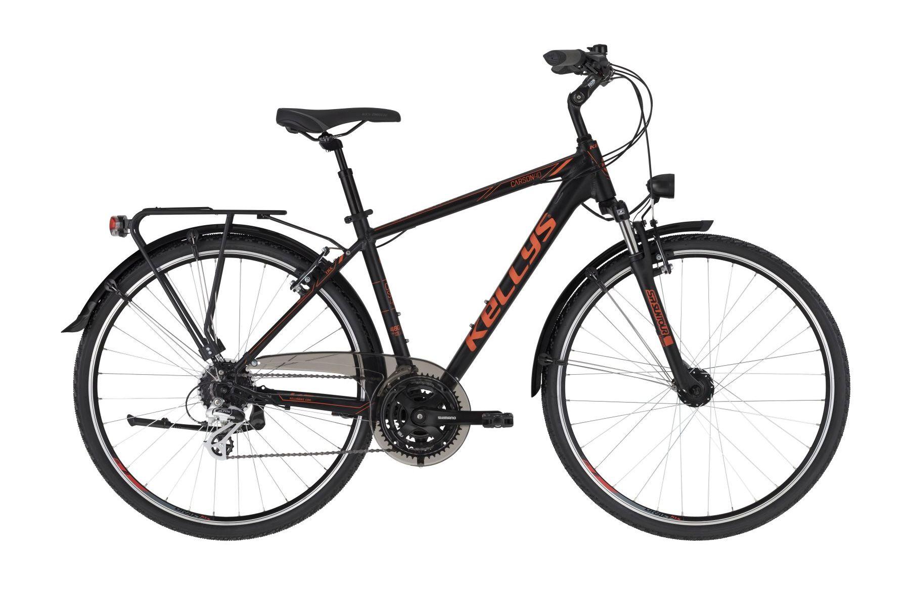 KELLYS Carson 40 férfi trekking kerékpár - L (2021)