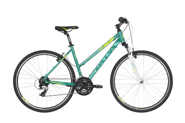 Kellys Clea 30 női cross kerékpár - menta - S (2019)