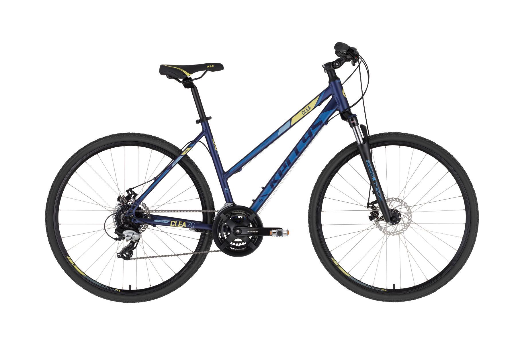 Kellys Clea 70 női cross kerékpár - sötétkék - S (2020)
