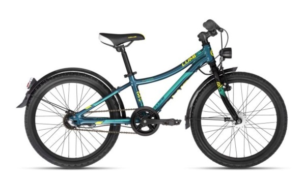Kellys Lumi 70 gyermek kerékpár - sötétkék (2018)