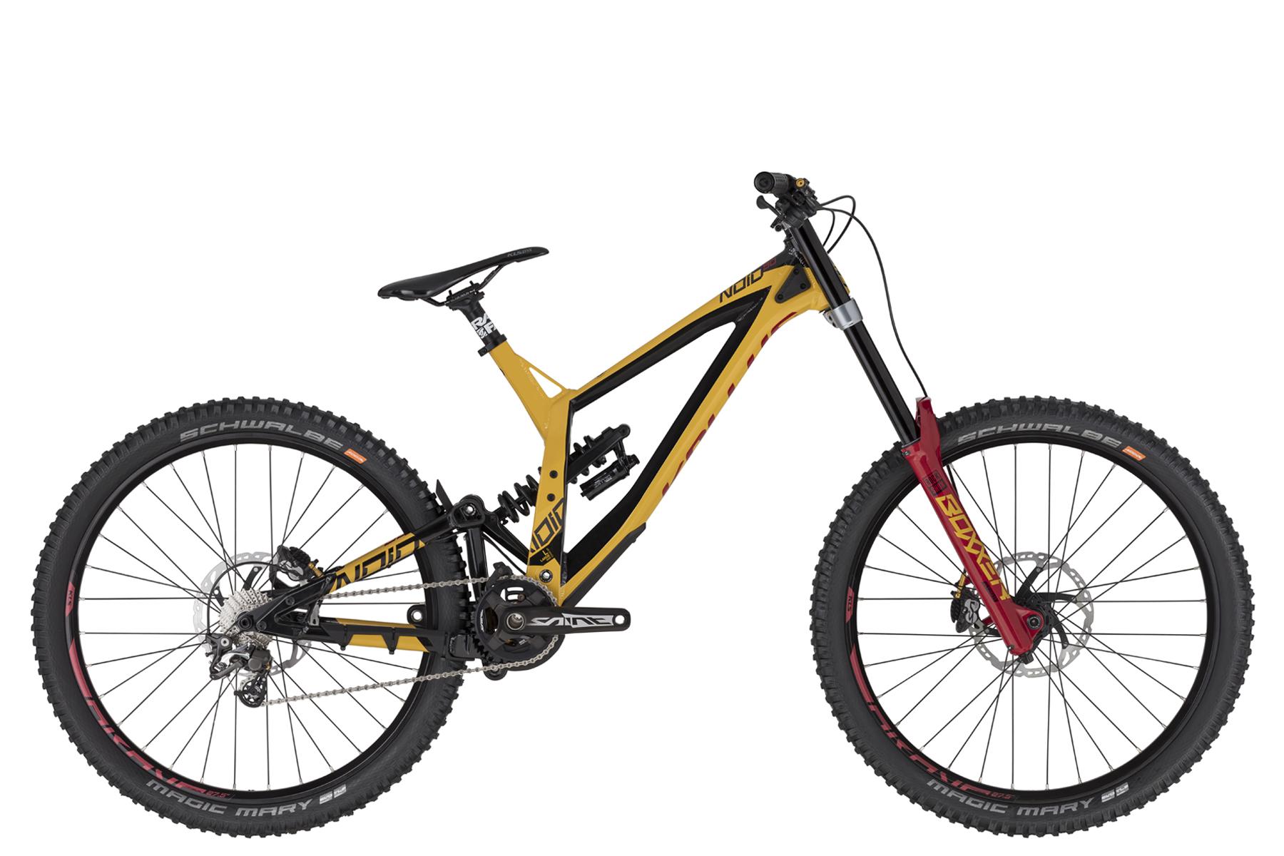 """KELLYS Noid 90 férfi 27.5"""" downhill kerékpár - M (2021)"""