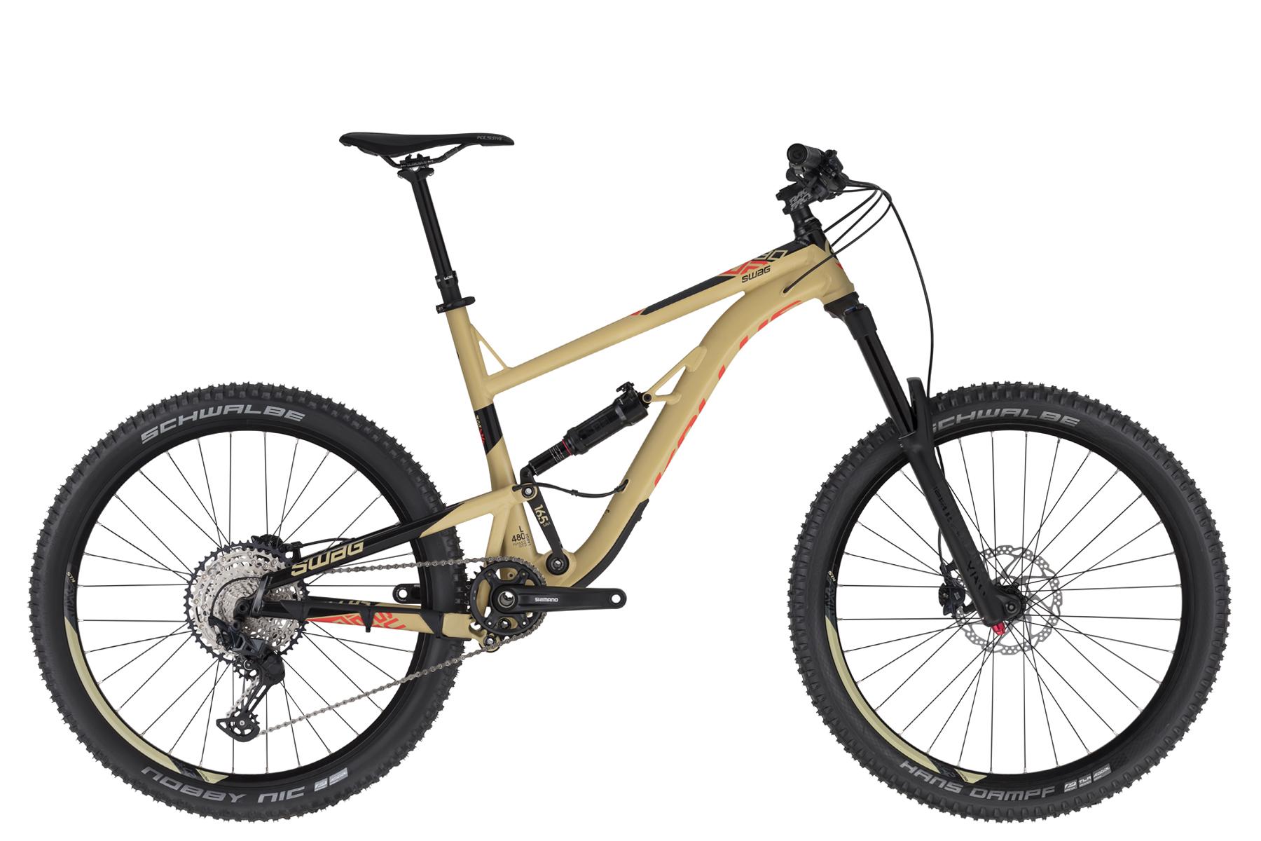 "KELLYS Swag 30 férfi 27.5"" enduro kerékpár - S (2020)"