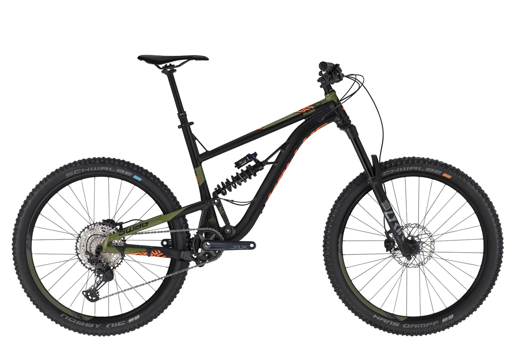 """KELLYS Swag 50 férfi 27.5"""" enduro kerékpár - M (2020)"""