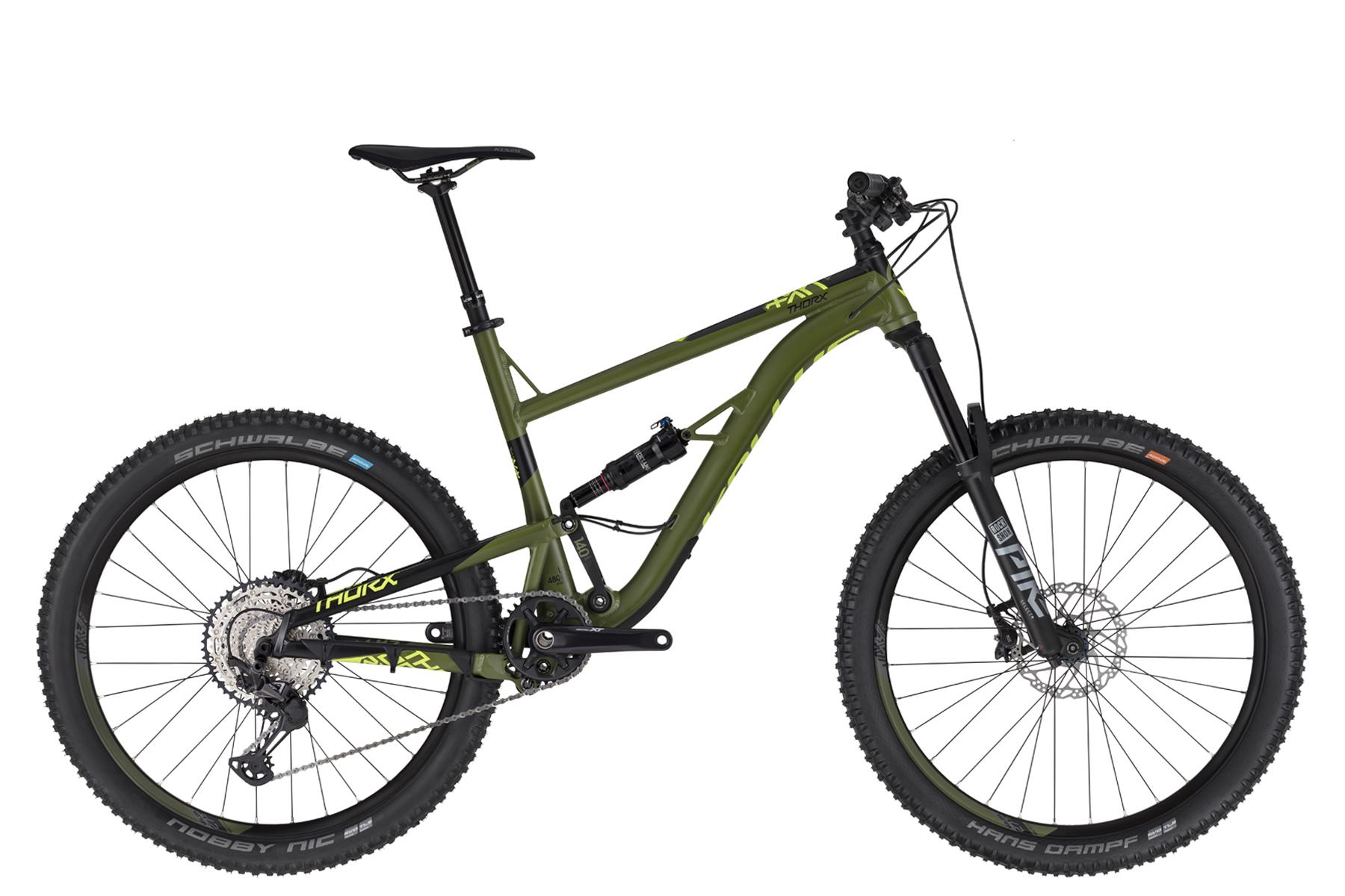 """KELLYS Thorx 50 férfi 29"""" trail kerékpár - M (2020)"""