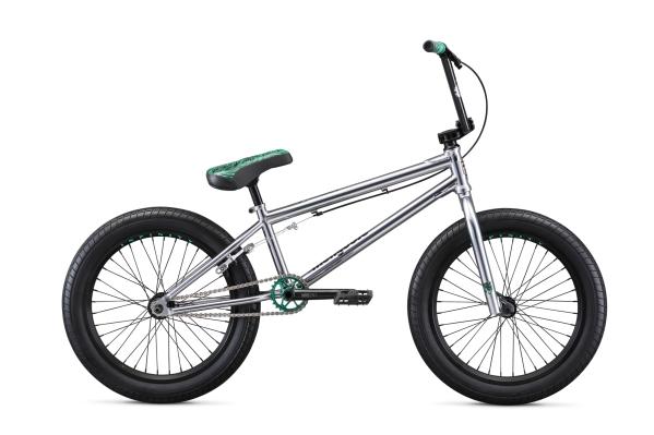 Mongoose Legion L500 BMX kerékpár - ezüst (2020)
