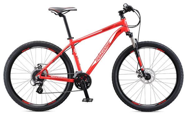 """Mongoose Switchback Comp férfi 27.5"""" MTB kerékpár - piros - S (2018)"""