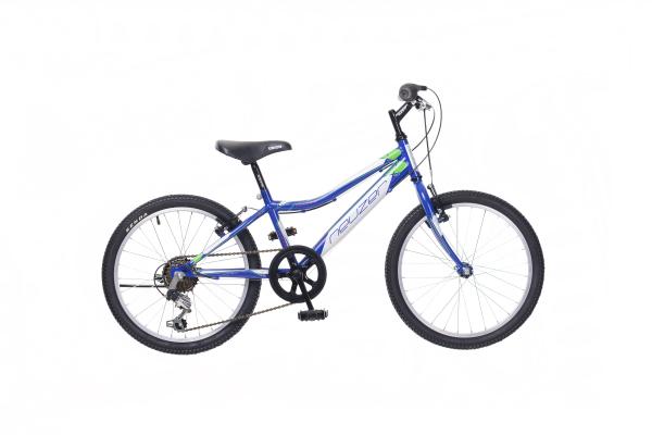 Neuzer Bobby 20 6S gyermek kerékpár - éjkék
