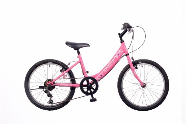 Neuzer Cindy 20 6S gyermek kerékpár - pink