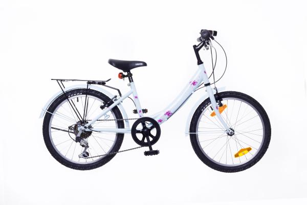 Neuzer Cindy City 20 gyermek kerékpár - babakék