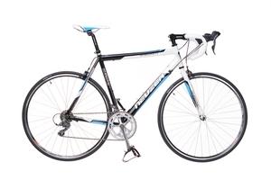 Neuzer Whirlwind 1.0 országúti kerékpár - fehér - 50