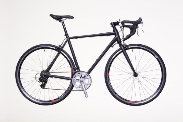 Neuzer Whirlwind 50 országúti kerékpár - fekete/fehér - 56 cm