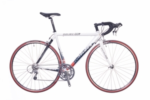 Neuzer Whirlwind Race országúti kerékpár - fehér - 50