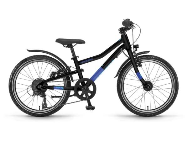 Winora Rage 20 gyermek kerékpár - ónix (2019)