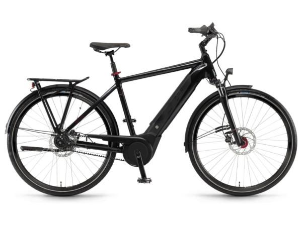 Winora Sinus iR8 férfi 28 pedelec kerékpár - onyx - 60 cm (2019)