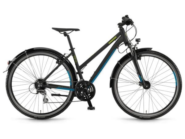 Winora Vatoa 24 női cross kerékpár - fekete - 44 (2019)