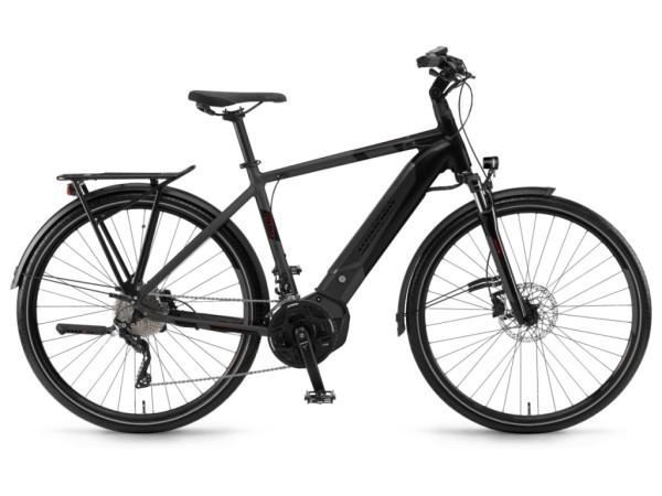 Winora Yucatan i20 férfi pedelec kerékpár - fekete - 48 cm (2019)