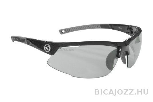Kellys Force Photochromic sportszemüveg - fekete