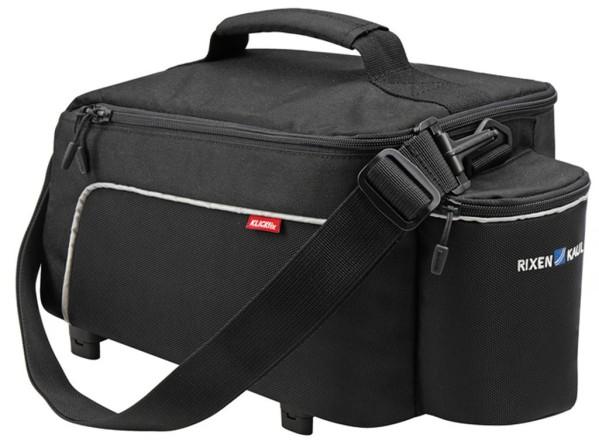 Klickfix Rackpack Light táska csomagtartóra - fekete