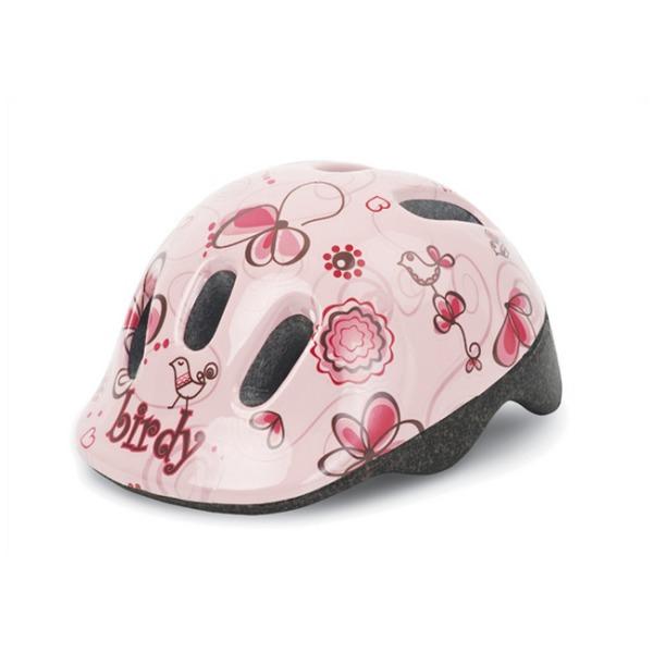 Polisport Baby gyerek sisak - krém/rózsaszín - XXS