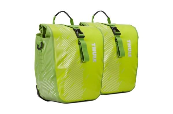 Thule Shield Pannier táska csomagtartóra - zöld - 14l