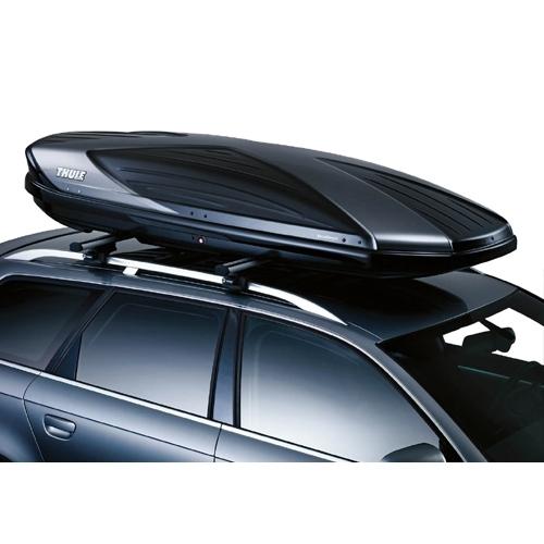 Thule Excellence XT 2tone tetőbox - fekete/titán