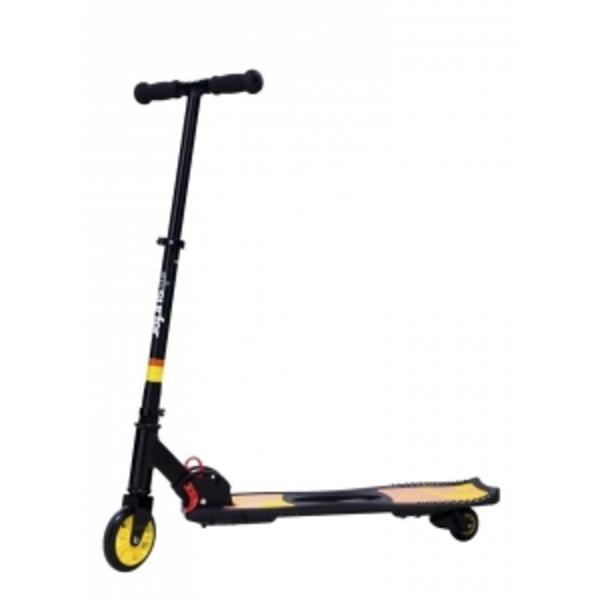 Spartan Airsurfer roller - fekete/sárga