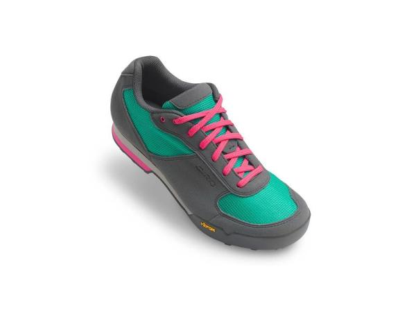 Giro Petra VR női cipő - szürke/türkiz - 38