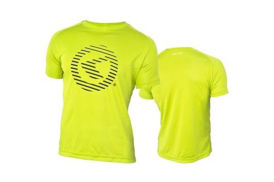 Kellys Active férfi póló - lime - XXL