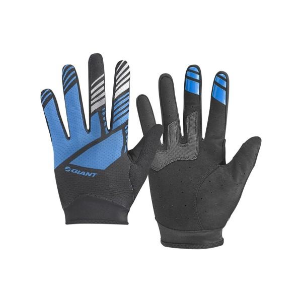 Giant Transfer LF kesztyű - fekete/kék - XL