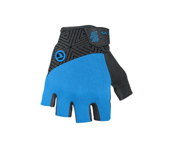Kellys Hypno rövid kesztyű - kék - XL
